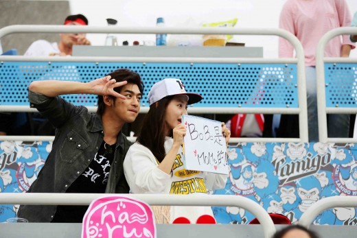 """Song Ji Hyo And Chen Bolin Enjoy Last Date On Chinese """"We Got Married"""""""