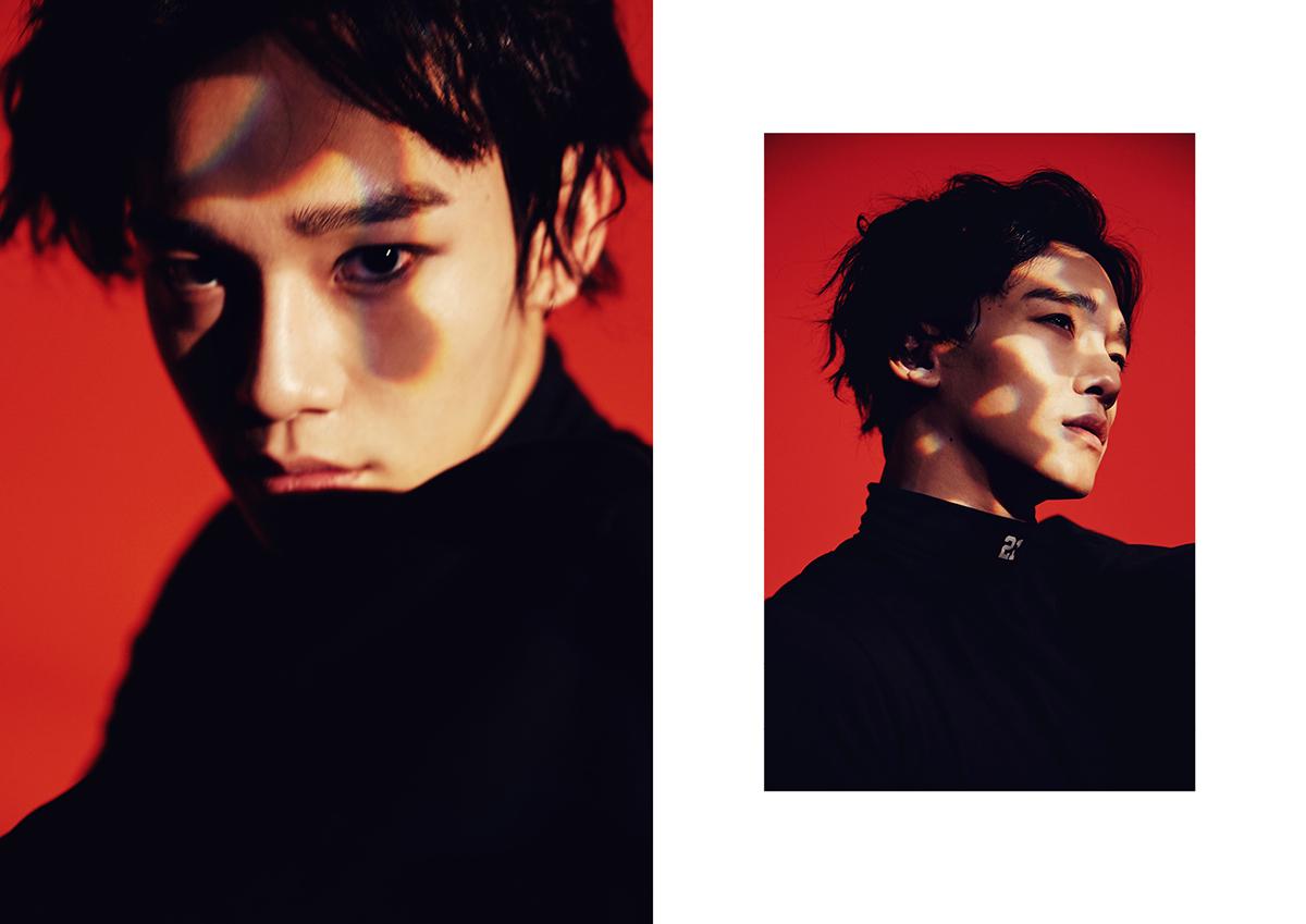EXO Chen Monster