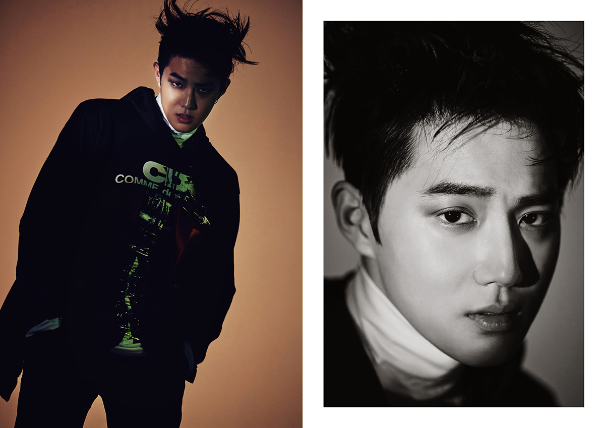 EXO Suho Monster