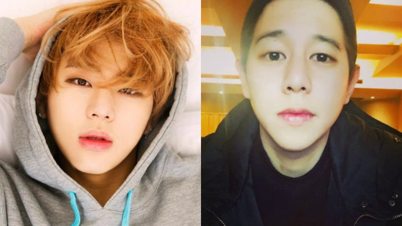 Block B's Zico Encourages Brother Taewoon Through Instagram
