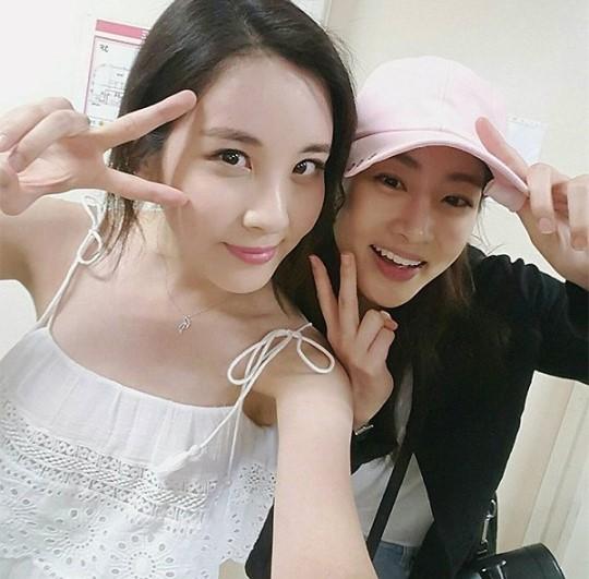 Girls' Generation Seohyun Kang Sora