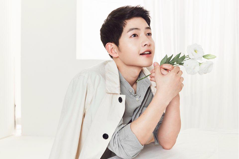 Song Joong Ki - Image Mag