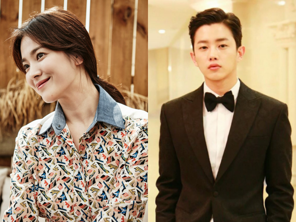 Song Hye Kyo Sends Descendants Of The Sun Co-Star Kim Min Suk A Housewarming Gift