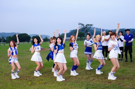Running Man PD Displays Plans For A TWICE Special