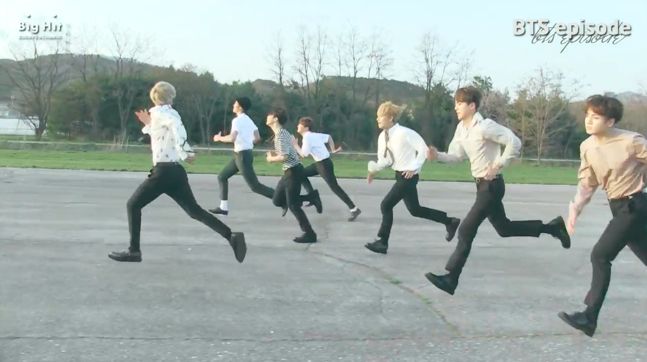 Watch: BTS Drops Making-Of Video For Young Forever MV