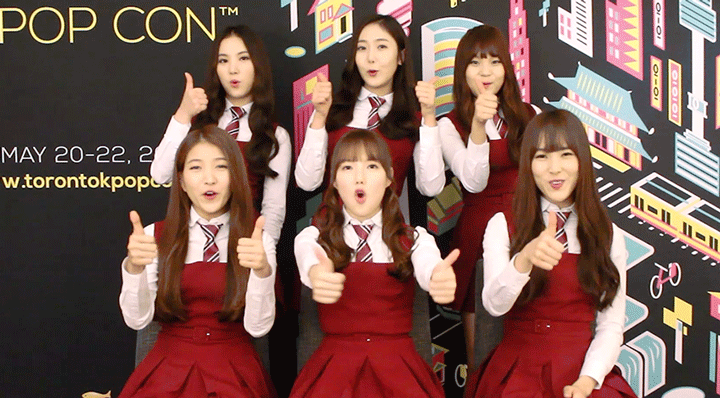 Interview: GFRIEND Is Predictably Adorable During Their First Journey Abroad