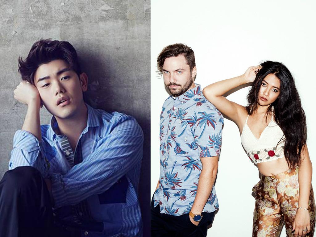 Eric Nam To Release Collaboration With EDM Duo KOLAJ