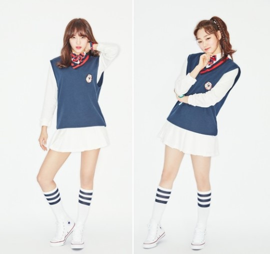 I.O.Is Kim Sejeong And Kang Mina To Debut In Jellyfish Entertainments First Girl Organization In June