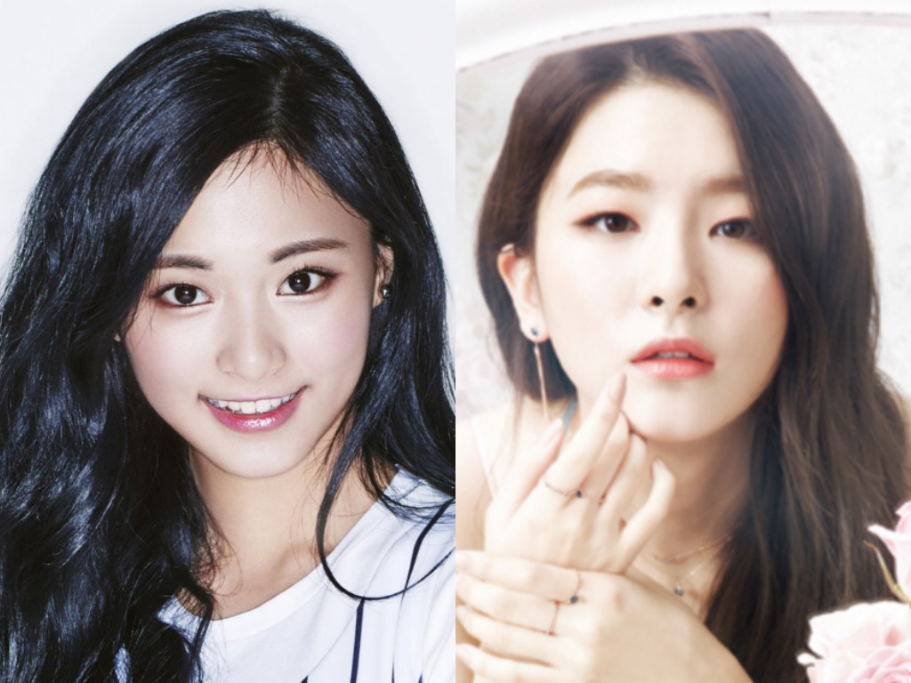 TWICEs Tzuyu And Red Velvets Seulgi To Have Eating Conflict On New Show