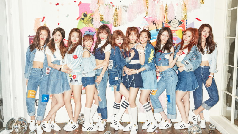 I.O.I Shares Plans For Unit Groups Album Release