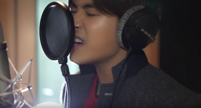 Hoya Touches Hearts With Ballad Cover On INFINITE's 6th Anniversary