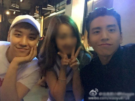 BIGBANG's Seungri Asks Fans Not To Attack His Friend On Social Media