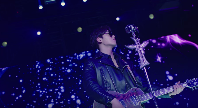 Watch: Kim Woo Bin Transforms Into a Rock Star In Uncontrollably Fond Teaser