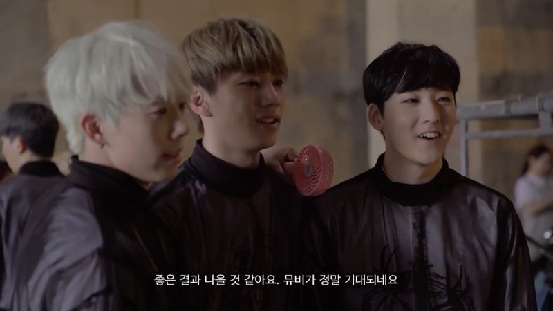 "Watch: U-KISS Shares A Glimpse Behind The Scenes Of ""Stalker"" MV In New Video"