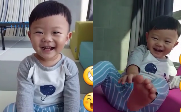 Rough Day? This 30-Second Clip Of Daebak Giggling Will Cheer You Right Up