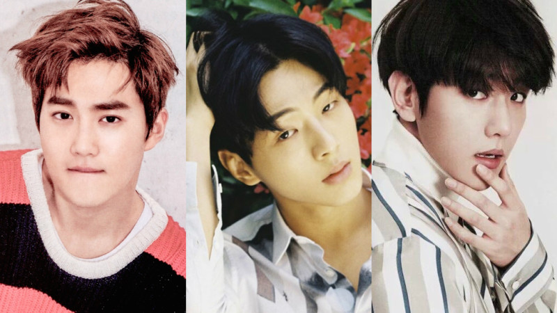 Ji Soo Talks About Friendships With EXOs Suho And Baekhyun