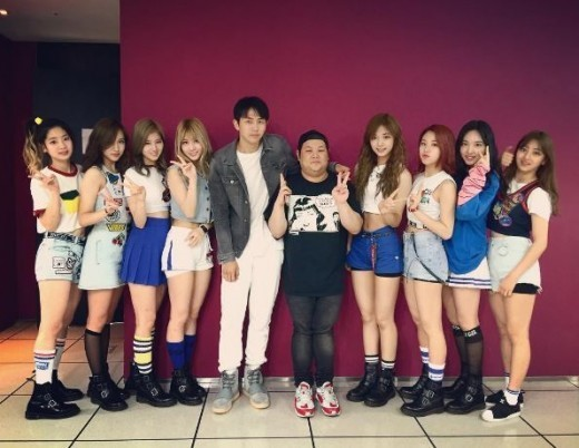 TWICE and 2AMs Im Seulong Share Their Support For Jeong Jinwoon
