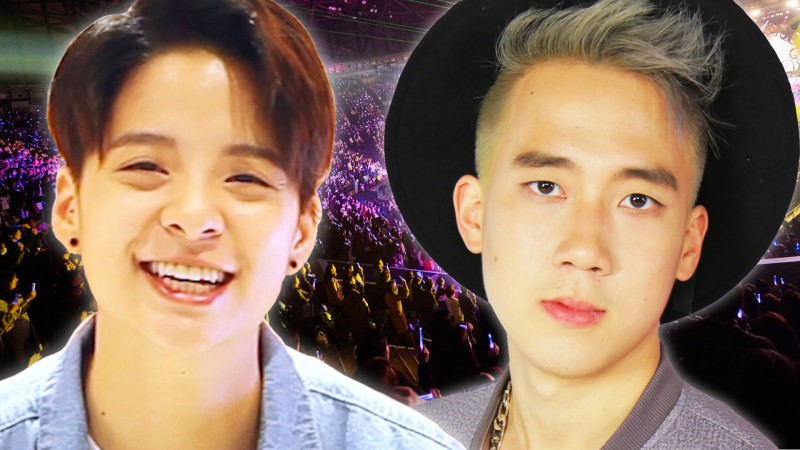 Buzzfeeds Steven Trains Like A K-Pop Star In Video Featuring Amber Liu