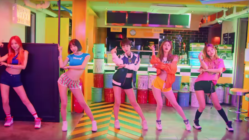 Watch: EXID Releases Colorful Dance Version of L.I.E MV