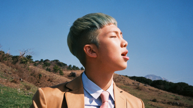 BTSs Rap Monster To Appear On Duet Song Festival