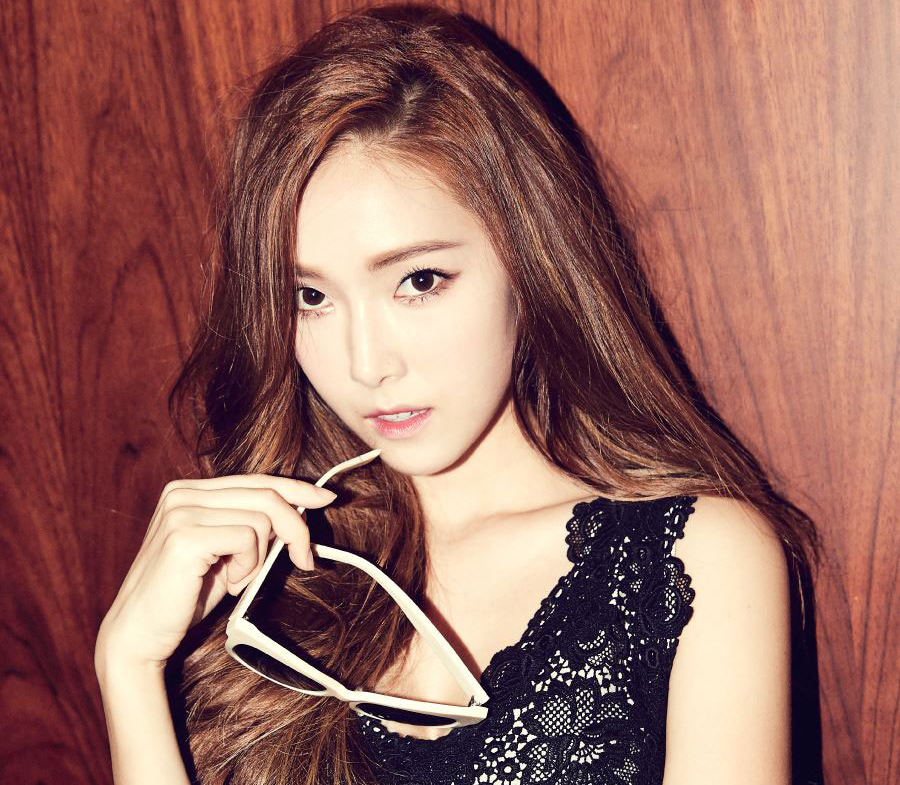 Jessica Displays Name Of Her Official Fan Club