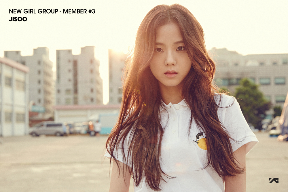 YG Exhibits Teasers For New Girl Organization Member Jisoo