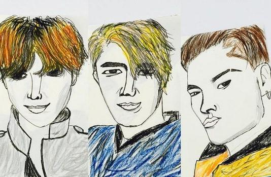 Kwanghee G-Dragon Taeyang2