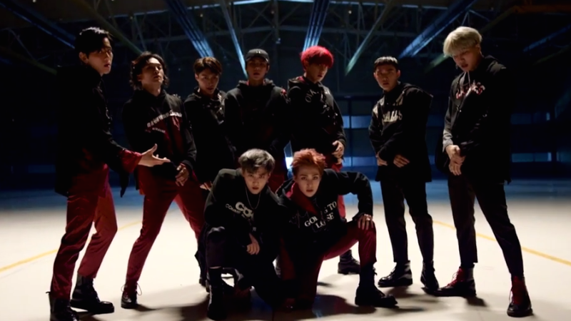 EXO Continues To Grasp On To Top 10 Spot On Billboard Chart