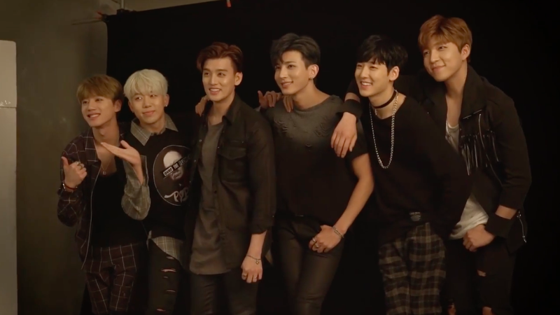 "Watch: U-KISS Takes Us Behind the curtain Of ""Stalker"" Jacket Photo Shoot In New Video"