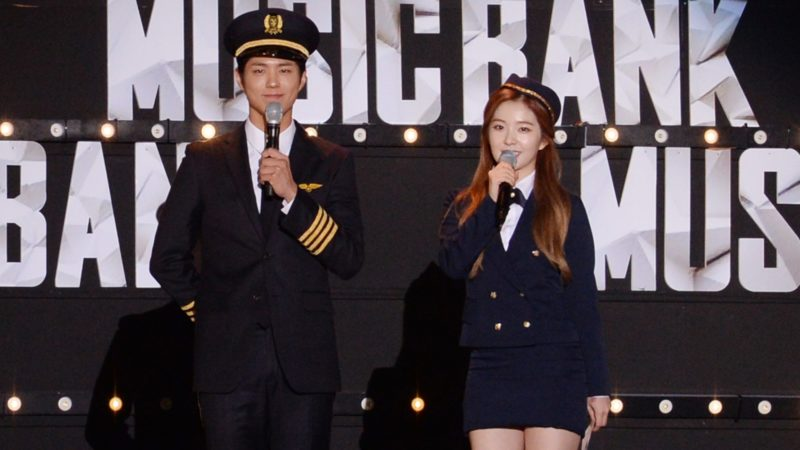 Park Bo Gum and Red Velvets Irene Stepping Down From Music Bank
