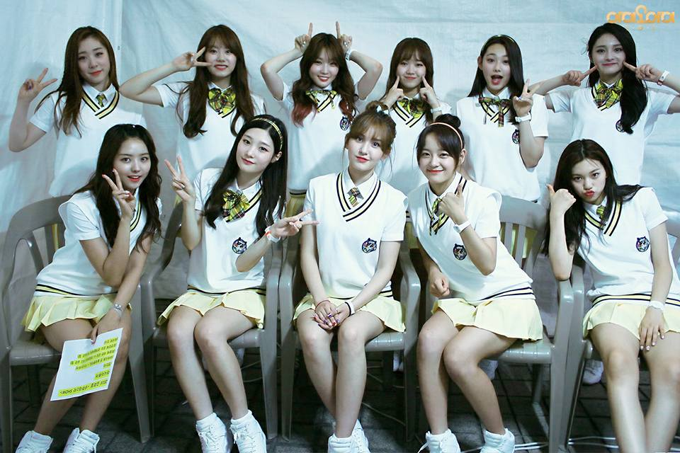 I.O.I To Connect With Fans Via New Reality Show