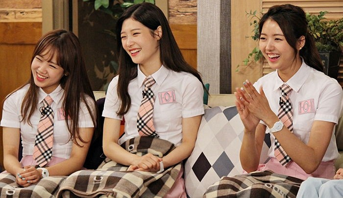 I.O.Is Jung Chaeyeon Says Shes Been Asked Out By Fellow Celebrities After Debuting