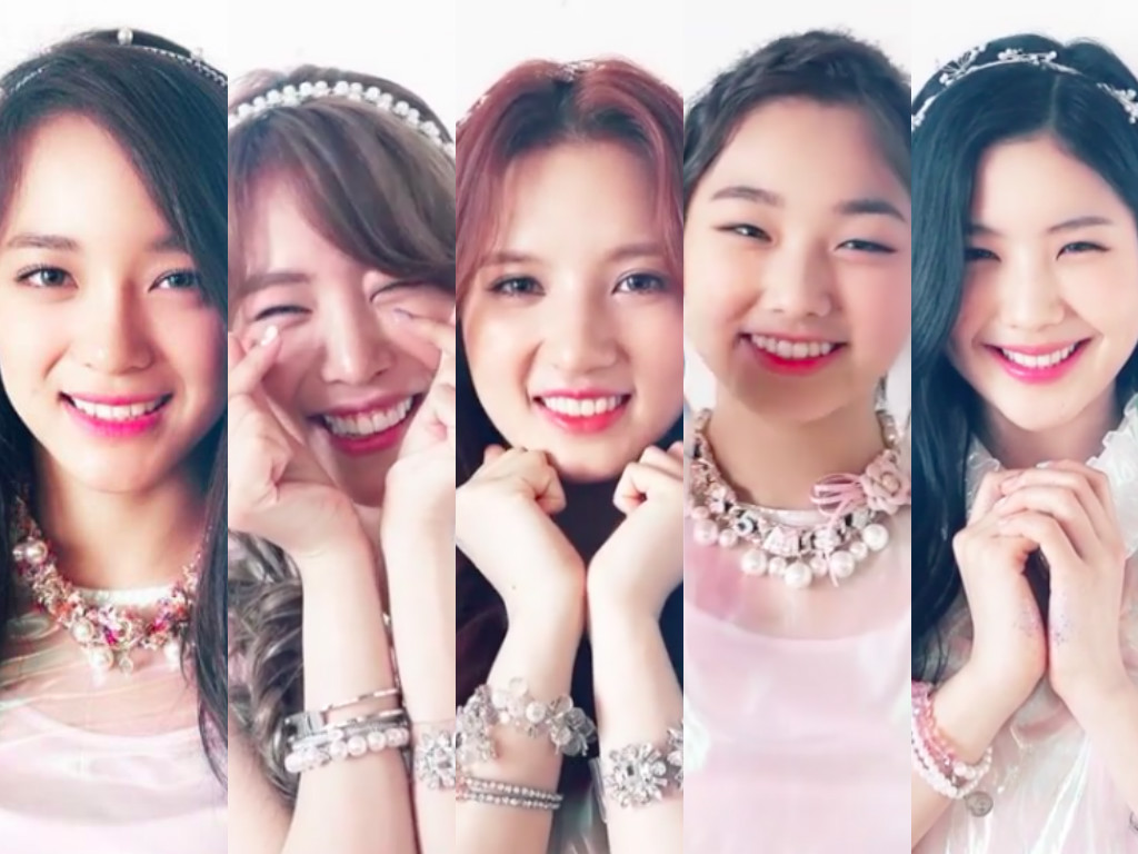 Watch: gugudan Introduces Members With Cute Videos And Verifies Social Media Accounts