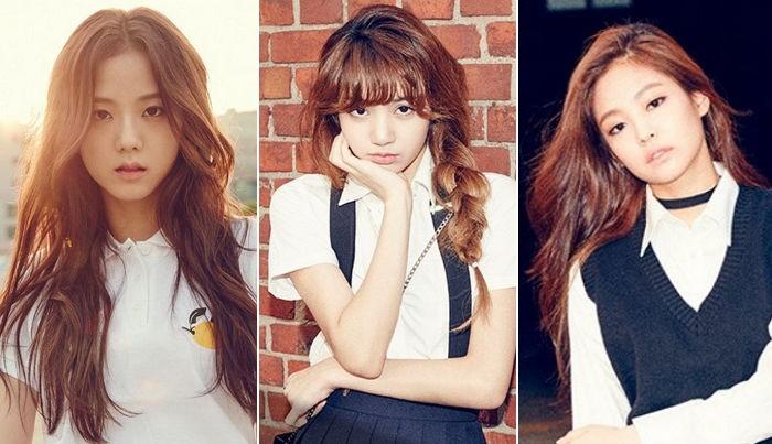 YG Jisoo Lisa Jennie