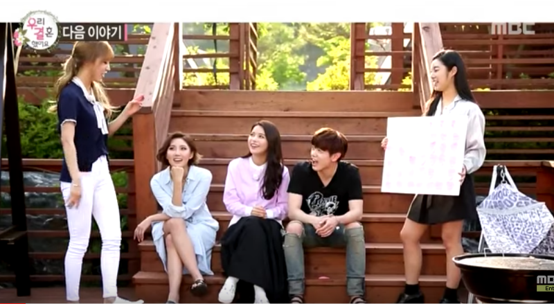 "MAMAMOO Prepares To Give Eric Nam A Hard Time In ""We Got Married"" Preview"