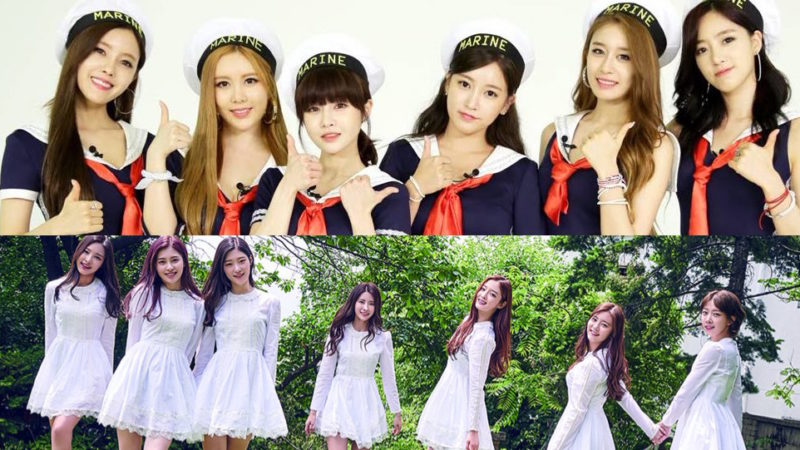 T-ara And DIA's Agency MBK Entertainment To Take Legal Action Against Malicious Commenters