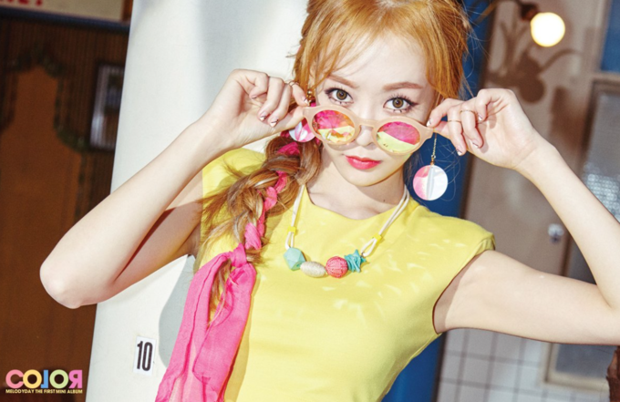 melody day colors 5