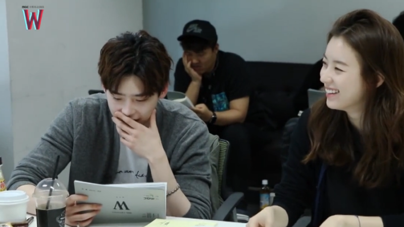 Watch: Lee Jong Suk And Han Hyo Joo Laugh And Joke At some stage in W Script Read-Through