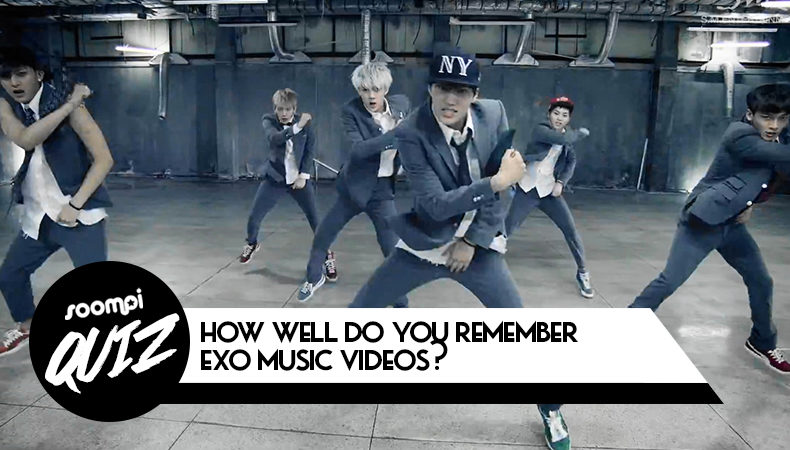 QUIZ: How Well Do You Bear in mind EXO Music Videos?