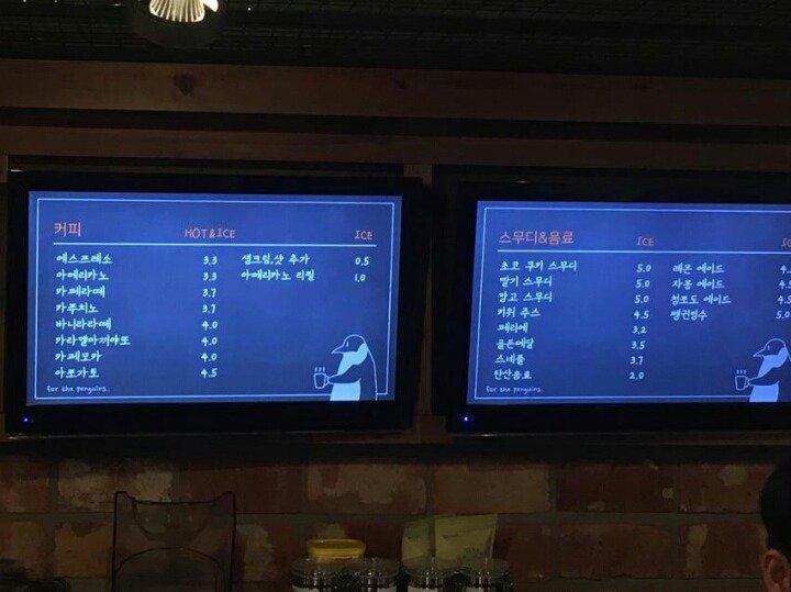 Kim Sohye Penguin Cafe2