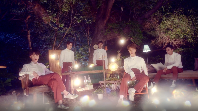 "BEAST Drops Beautiful Teaser For ""Butterfly"" MV"