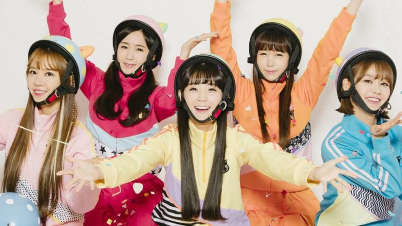 Crayon Pop Reportedly Preparing For Comeback