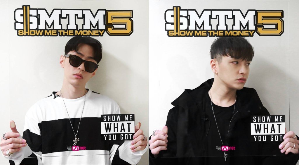 """Show Me The Money 5"" Songs Top Music Charts"