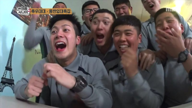Watch: GOT7s Jackson Video Calls Popular Girl Organization Members On Real Men