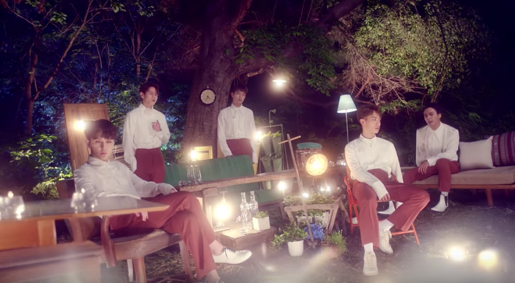 "Watch: BEAST Returns With Emotional Pre-Release Track ""Butterfly"""