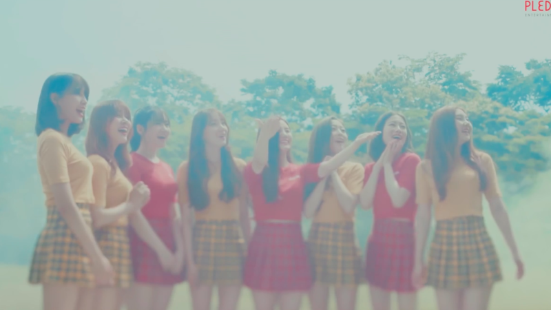 "WATCH: Pledis Girlz Drops Bright And Cheerful Pre-Debut ""We"" MV"