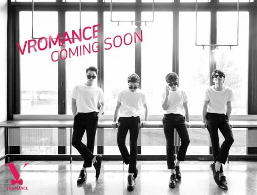 MAMAMOO's Brother Group VROMANCE Unveils Plans For Debut