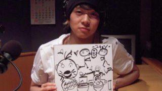 Park Yoochun drawing