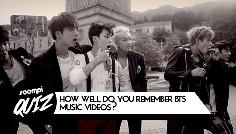 QUIZ: How Well Do You Bear in mind BTS Music Videos?