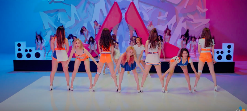 Watch: Brave Girls Prove Off Legs In Dance Version MV Of High Heels
